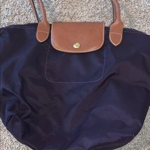 Medium Bilberry Longchamp